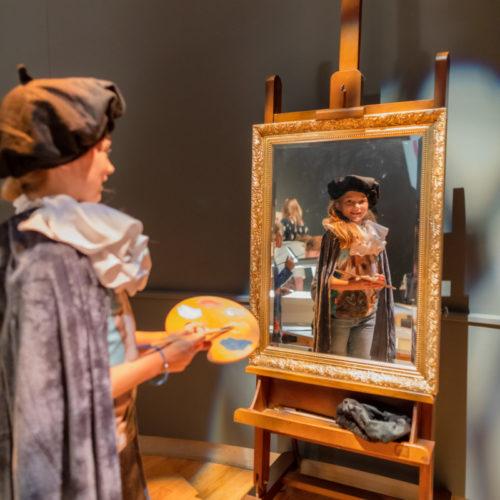 Foto: Frank van der Burg, Mauritshuis