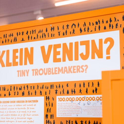 virussen-bacterien-exhibit-ontwerp